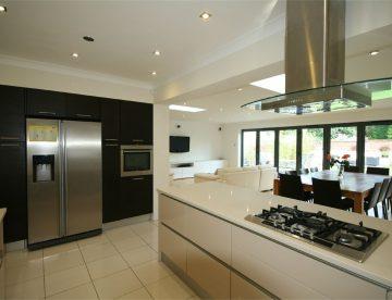 Sydenham Road South kitchen